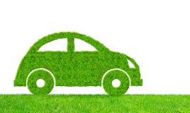 Автомобиль Eco Стоковые Изображения