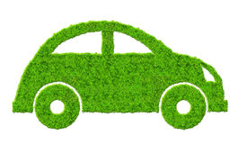 Автомобиль Eco Стоковое Фото