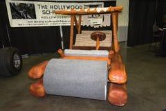 Автомобиль Flintstones Стоковые Фото