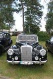автомобиль mercedes старый Стоковая Фотография RF
