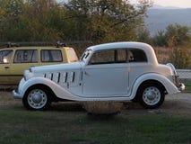 Автомобиль Oldtimer Стоковое Изображение