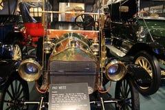 автомобиль 1910s американский в музее Стоковое Изображение RF