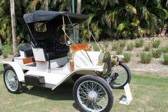 автомобиль 1910s классический американский винтажный Стоковое Изображение