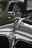 Автомобиль Skoda ветерана стоковое фото