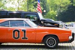 Автомобиль Sportive и offroaf США Стоковая Фотография