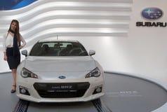 Автомобиль Subaru BRZ Стоковые Фото