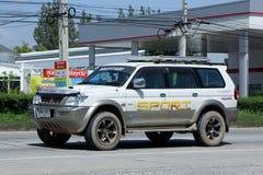 Автомобиль Suv фуры Мицубиси g Стоковые Фотографии RF