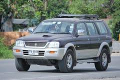 Автомобиль Suv фуры Мицубиси g Стоковое Фото