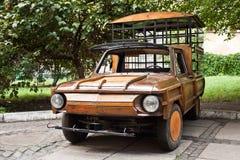 Автомобиль Zaporozhets стоковые изображения