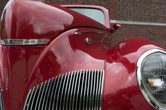 Автомобиль Zephyer автоматический классический Стоковое фото RF