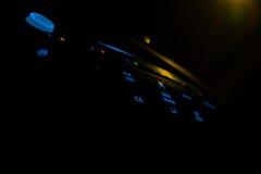 автомобиля скорость внутри помещения нутряная кожаная резвится корабль Стоковые Фотографии RF