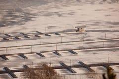 Автостоянка шлюпки Стоковое Фото