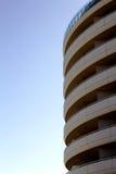 автостоянка Multi-этажа стоковые фотографии rf