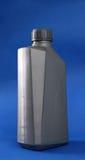 автотракторное масло банки бутылки Стоковая Фотография