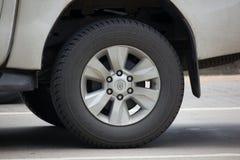 Автошина Иокогама грузового пикапа Стоковые Изображения RF