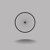 Автошина и колесо Стоковое Изображение