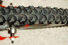 автошина bike Стоковое Изображение