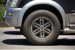 Автошина Bridgestone грузового пикапа Стоковое Изображение RF