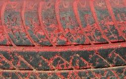 Автошины предпосылки Стоковое Изображение RF