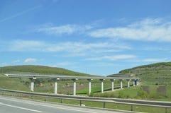 Автодорожный мост Стоковая Фотография RF