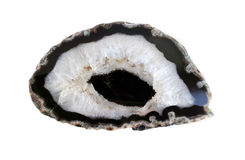 Агат драгоценной камня красивый Стоковая Фотография