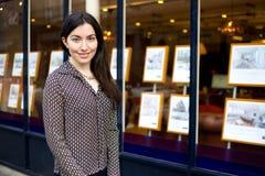 Агенты по продаже недвижимости стоковая фотография