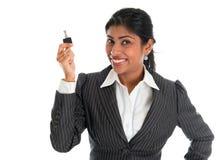 Агент по продаже недвижимости стоковое фото