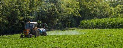 Аграрная работа Стоковое Изображение RF