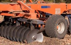 Аграрное машинное оборудование Стоковое Изображение RF