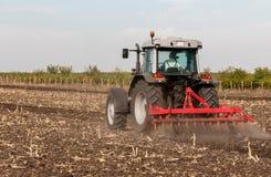 Аграрное машинное оборудование Стоковое фото RF