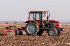 Аграрное машинное оборудование Стоковое Изображение