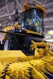 аграрное машинное оборудование flail тяпки Стоковое Изображение RF