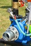 Аграрное машинное оборудование водяной помпы Стоковая Фотография