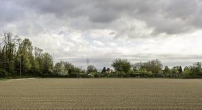 аграрное место Стоковое Изображение