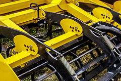 аграрное оборудование детали 18 Стоковое фото RF