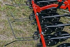 Аграрное оборудование. Деталь 105 Стоковое Изображение RF