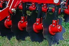 Аграрное оборудование. Детали   Стоковые Фотографии RF