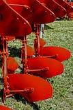 Аграрное оборудование. Детали   Стоковое Фото