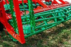 Аграрное оборудование. Детали 91 Стоковые Изображения