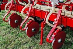 Аграрное оборудование. Детали 79 Стоковое Изображение