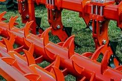 Аграрное оборудование. Детали 26 Стоковое Изображение RF