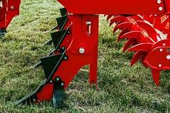 Аграрное оборудование. Детали 69 Стоковые Изображения