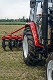 Аграрное оборудование. Детали 75 Стоковая Фотография RF