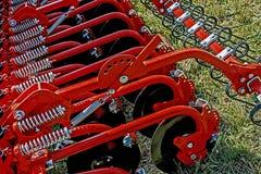 Аграрное оборудование. Детали 28 Стоковая Фотография RF