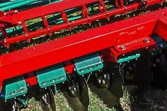 Аграрное оборудование. Детали 40 Стоковое Фото