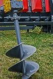 Аграрное оборудование. Детали 47 Стоковая Фотография
