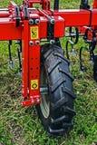 Аграрное оборудование. Детали 46 Стоковые Фото