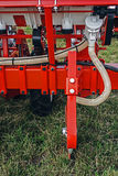 Аграрное оборудование. Детали 55 Стоковые Фотографии RF