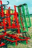 Аграрное оборудование. Детали 90 Стоковое Фото