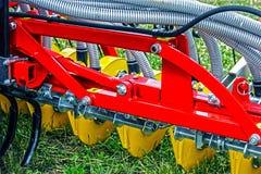 Аграрное оборудование. Детали 86 Стоковое Изображение